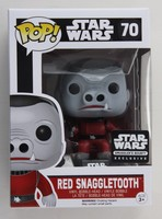 Star Wars Red SnaggleTooth Funko #70