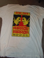 Star Trek Mirror Mirror Loot Crate t-shirt