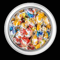 Chewter's Minibala Fruit Filled Candies