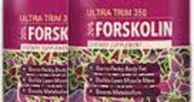 Ultra Trim 360 Forskolin Supplement