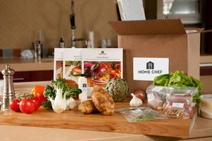 Home Chef $30 off your first box!