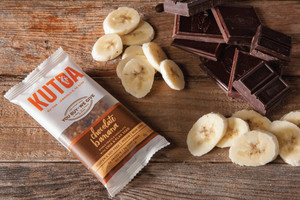 Kutoa Chocolate Banana Bar