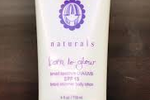 Willa Naturals Born to Glow SPF 15 Tinted Shimmer Body Lotion