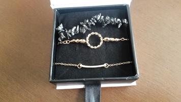 Imogen Regal Layered Bracelet
