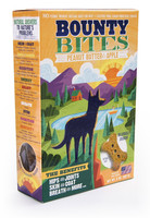 Peanut Butter & Apple - Grain Free Baked Dog Treats by Bounty Bites