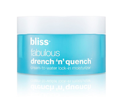 BLISS  Fabulous Drench N Quench Cream to Water Lock-in Moisturizer