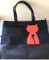 Spring Kitten Tote Bag