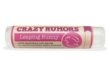 Crazy Rumors Leaping Bunny Lip Balm