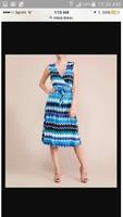 Misia Dress size Medium New