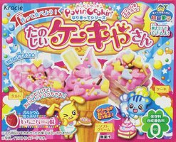 Kracie Popin' Cookin' Funny Cake House Ice Cream DIY Candy