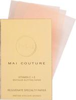 Mai Couture Vitamin C & E Blotting Paper