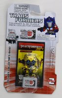 Transformers Figurine and 3D Puzzle Piece