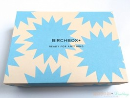 March Birchbox (just the box!)