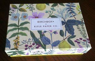 Birchbox box only