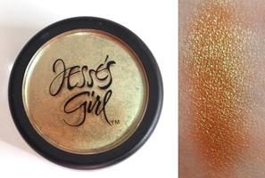 Jessie's Girl Pure Pigment Eye Dust in Brown Sugar