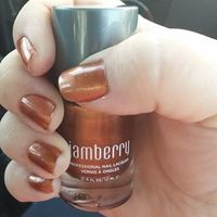 Jamberry Copper Penny Nail Polish / Laquer
