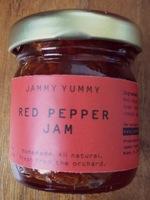 Jammy Yummy Red Pepper Jam