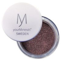 yourMinerals SWEDEN Mineral Eyeshadow in Brown Hypnotic
