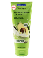 Avacado & Oatmeal Clay Mask
