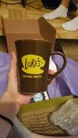 Gilmore Girls Luke's Starts Hollow Mug