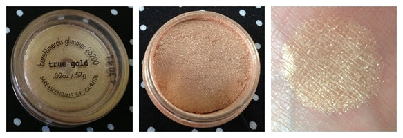 Bare Minerals Eye Color - True Gold