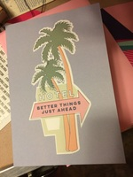 Better Things Just Ahead card