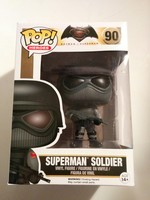 Superman Soldier Funko POP #90