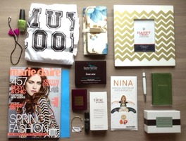 Nina Garcia Quarterly Subscription Box #NGQ02