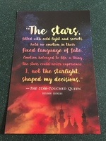 The Star Touched Queen Print