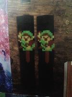 Zelda 'Bioworld' Crew Socks