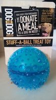 Stuff-A-Ball Treat Toy