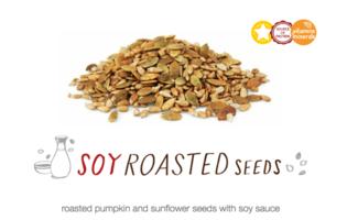 Soy Roasted Seeds