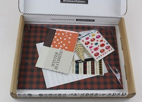 Complete November 2015 Messy Box