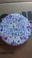Shatter Me Quote Coaster