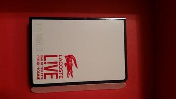 LaCoste Live Eau De Toilette Pour Homme