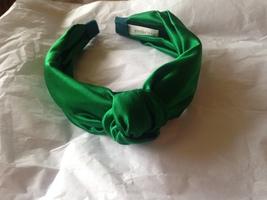 Jennifer Behr Knotted Silk Headband