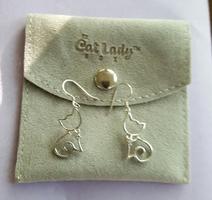 Shining Star Cat Earrings