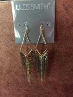 Jules Smith Coachella Fringe Earrings