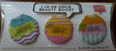 Use Me Once Beauty Boost Set