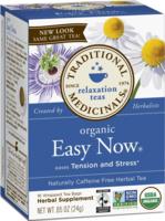 Traditional Medicinals Easy Now Organic Herbal Tea