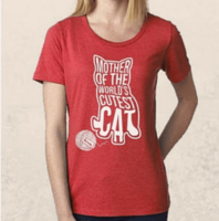 Mother of The World's Cutest Cat Shirt
