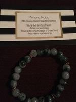 Mending Malas Natural Jade bracelet