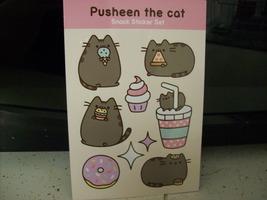 Spring Pusheen Box Sheet of Stickers