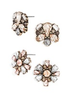 Bauble Bar Stud Blossom Duo