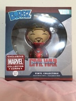 Dorbz 128 Captain America Marvel Collector Corps Exclusive April 2016
