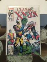 Classic X-Men Comic # 30