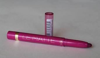 Le Matte lipstick