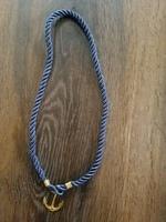 Rope & Anchor Bracelet/Necklace