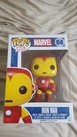 Iron Man Funko Pop #04, Marvel Series