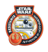 The Resistance Box: BB-8 Patch